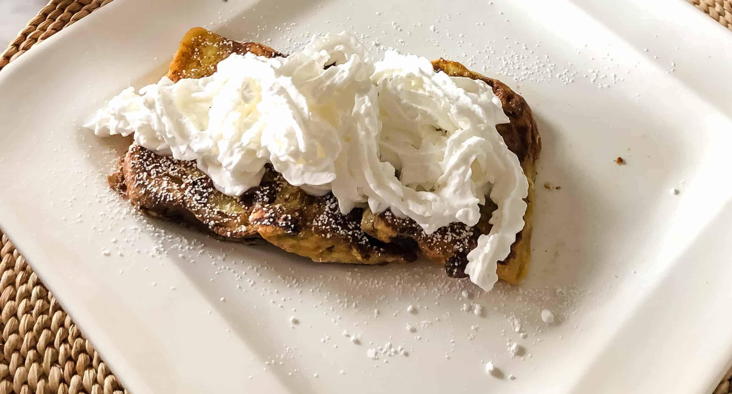 Holiday French Toast and Why I Love Trader Joe's