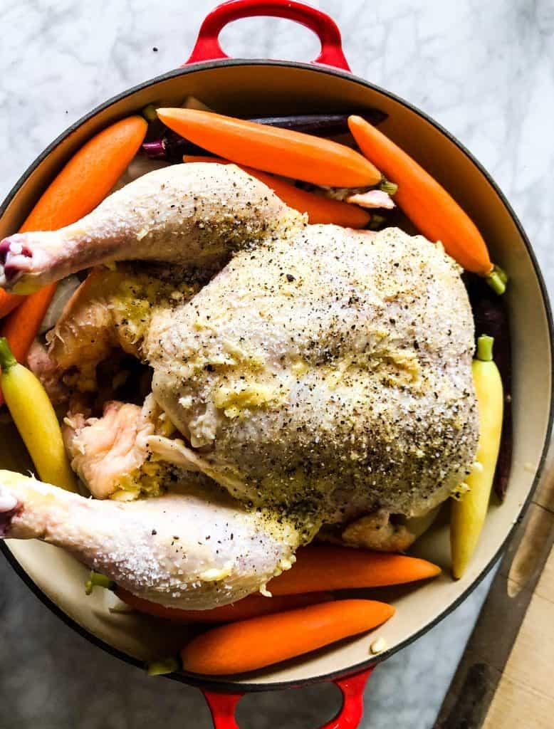 Trader Joe's Roast Chicken