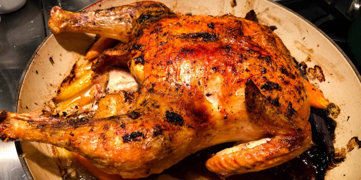 Trader Joe's Roast Chicken Recipe