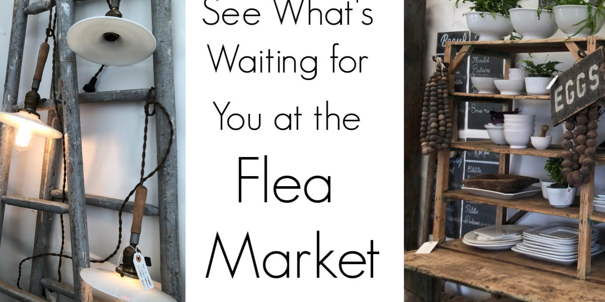 Flea Market Finds, See What's Trending