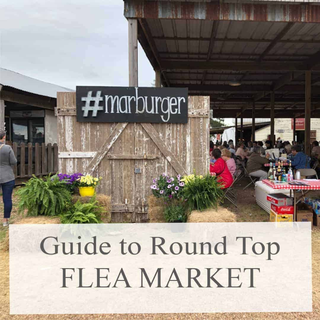 Guide to Round Top Flea Market
