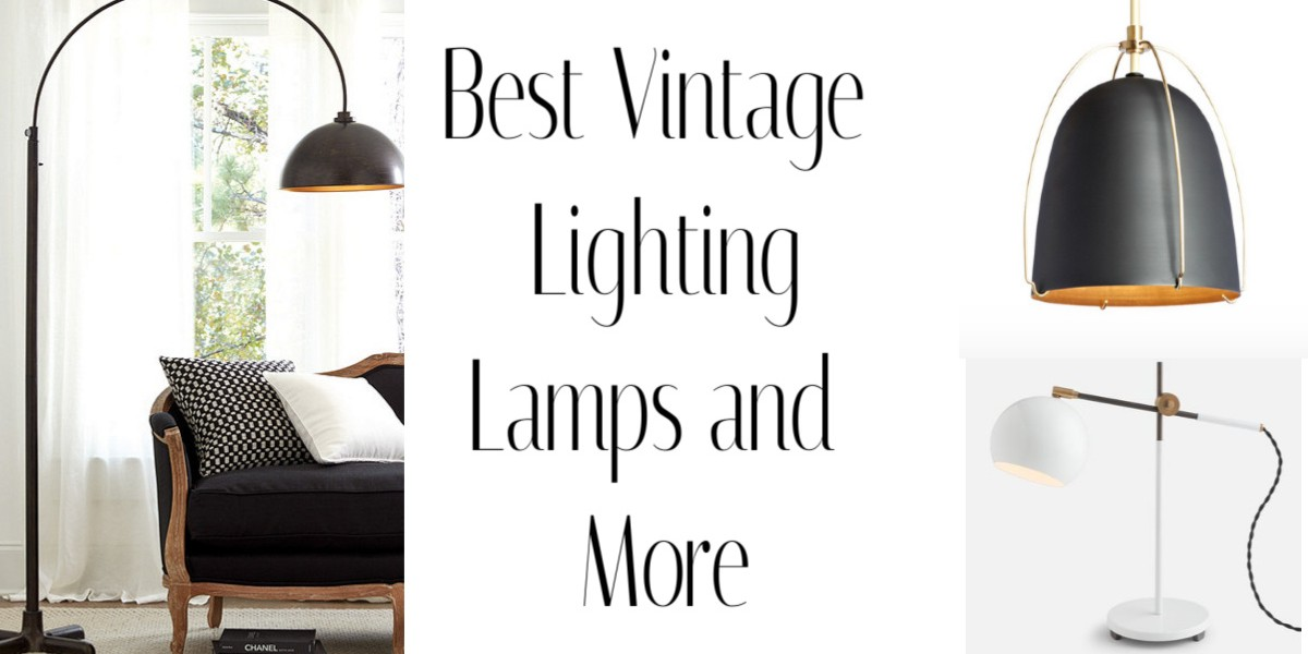 Best Places For Vintage Lighting
