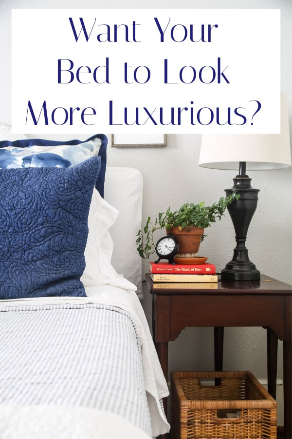 Guide to Making Your Bed Look Cozy and Luxurious