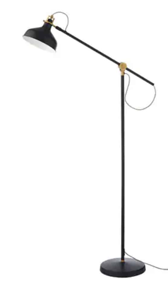 Ikea floor lamp - Ranarp