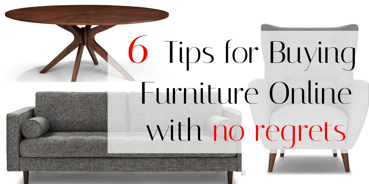 Online Furniture Buying Tips