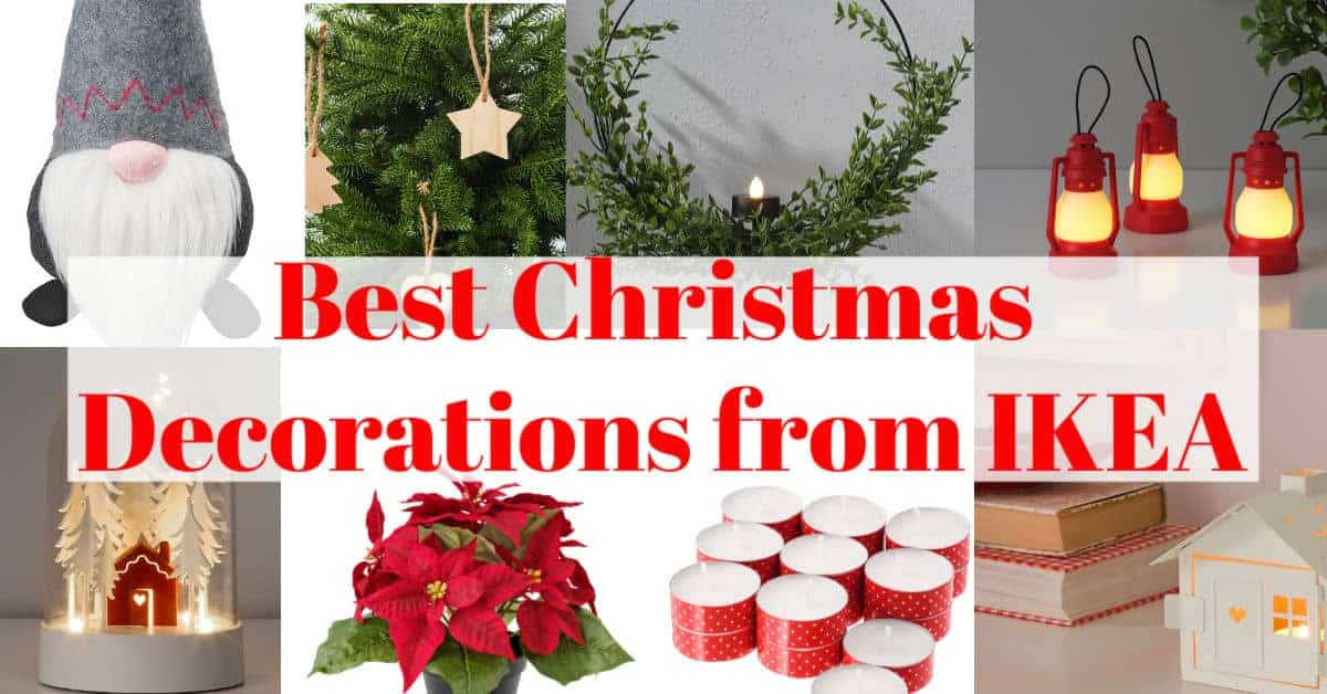 IKEA Christmas Ideas