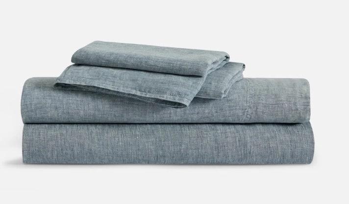 starter linen sheet set