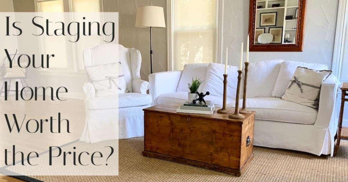 Is Staging Your Home Worth It?
