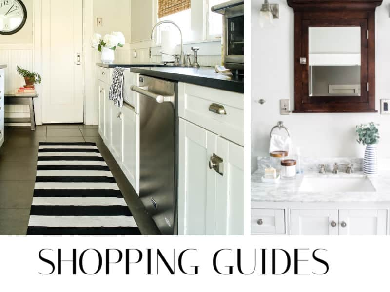 Shopping Guides
