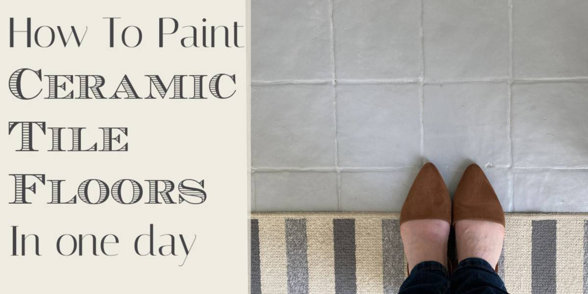 Painting Tile Floors – A Beginner's Guide