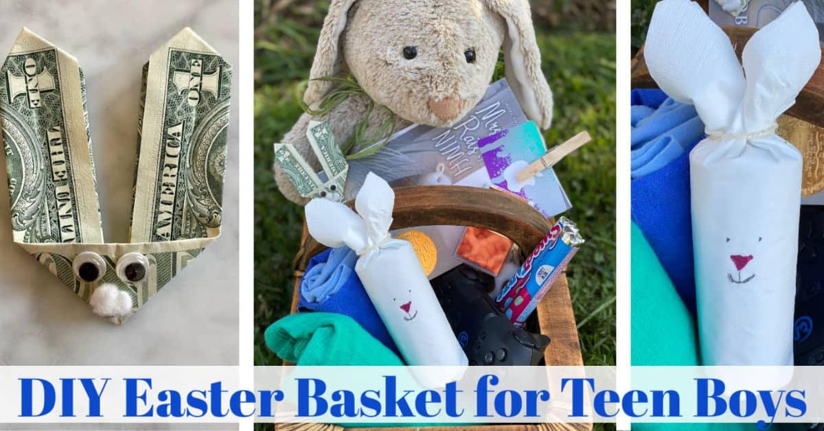 Easy Easter Basket Ideas for Teenage Boys