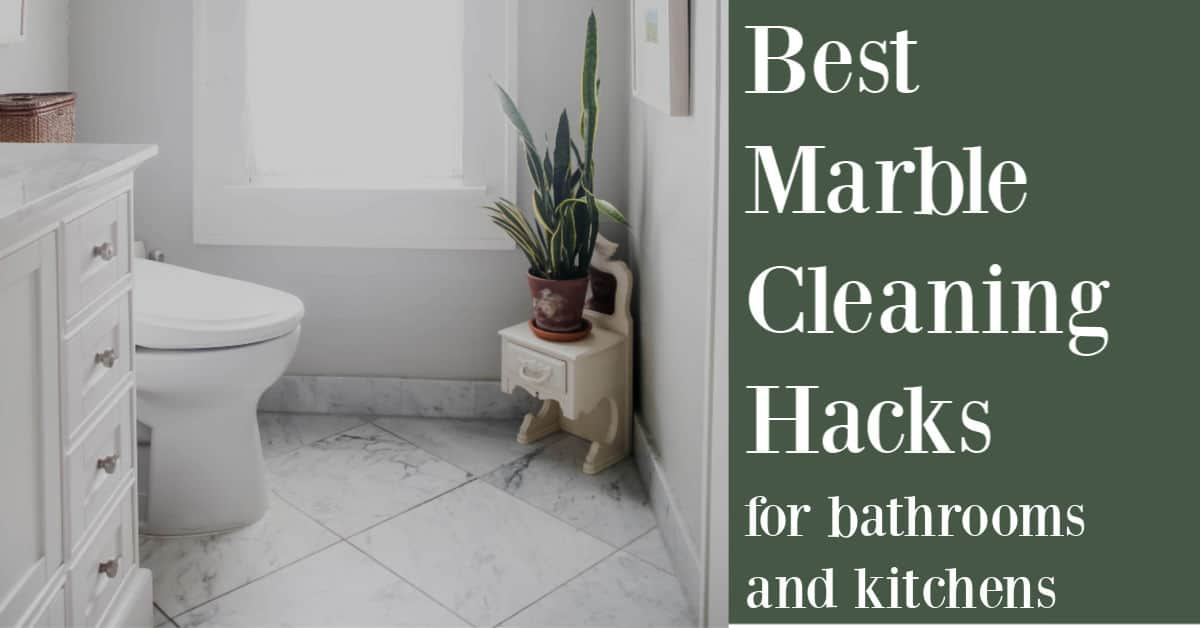 Best Marble Cleaning Hacks For Bathrooms And Kitchens Design Morsels