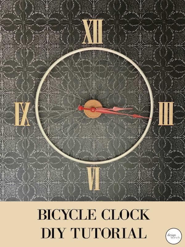 BICYCLE CLOCK TUTORIAL