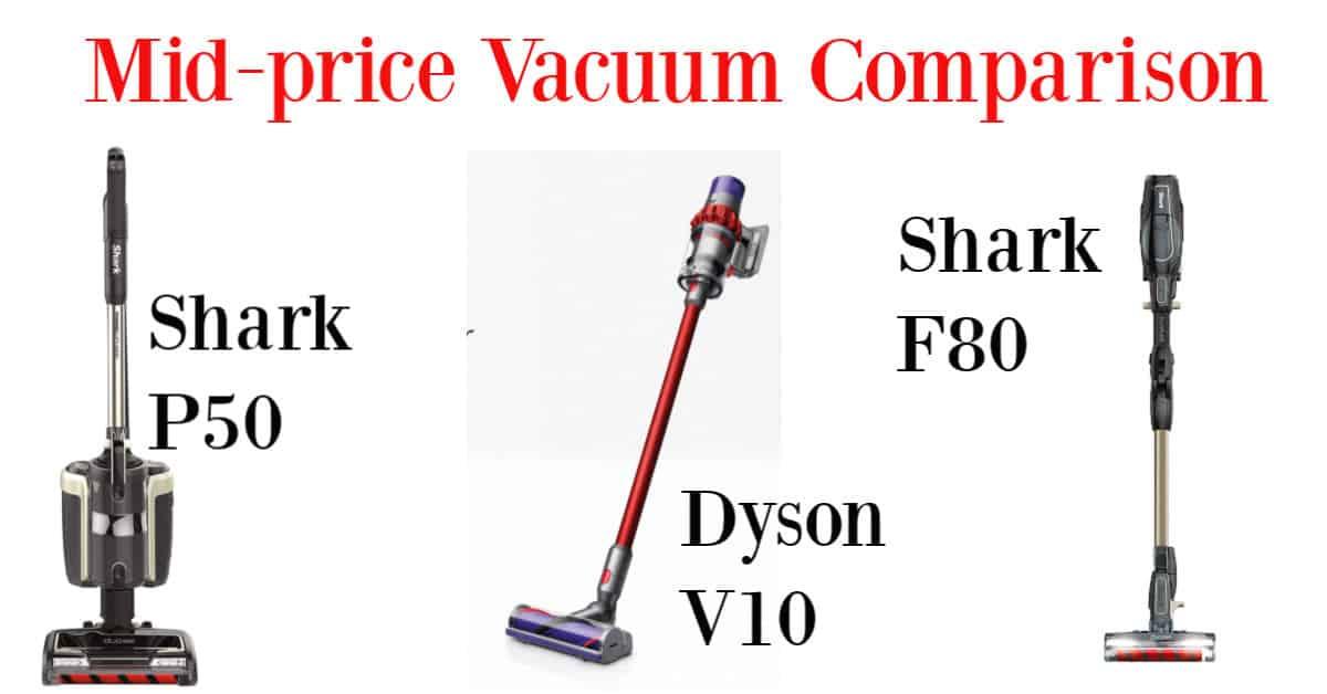 Shark vs Dyson Cordless Vacuum Review