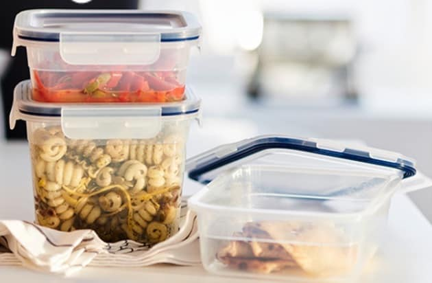 Ikea's new food containers