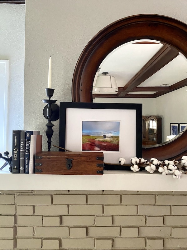 fall fireplace wood accessories
