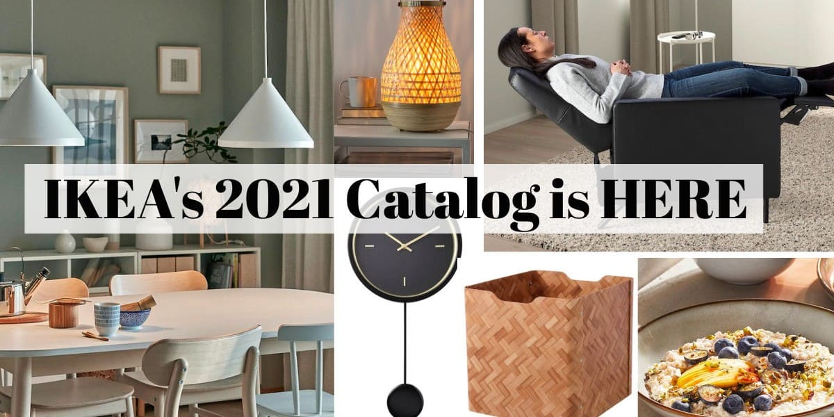 What's New in IKEA's 2021 Catalog