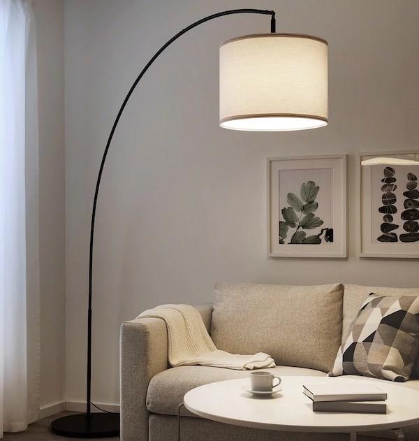 Ikea arch floor lamp