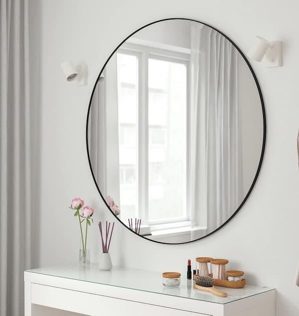 ikea round mirror 2021