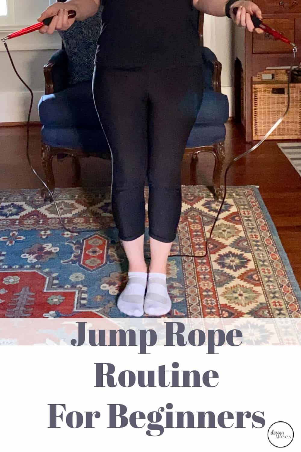 jump rope routine for beginners