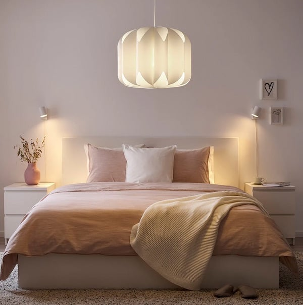 Ikea new pendant light shade
