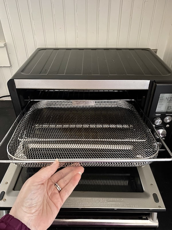 breville Air Fry oven