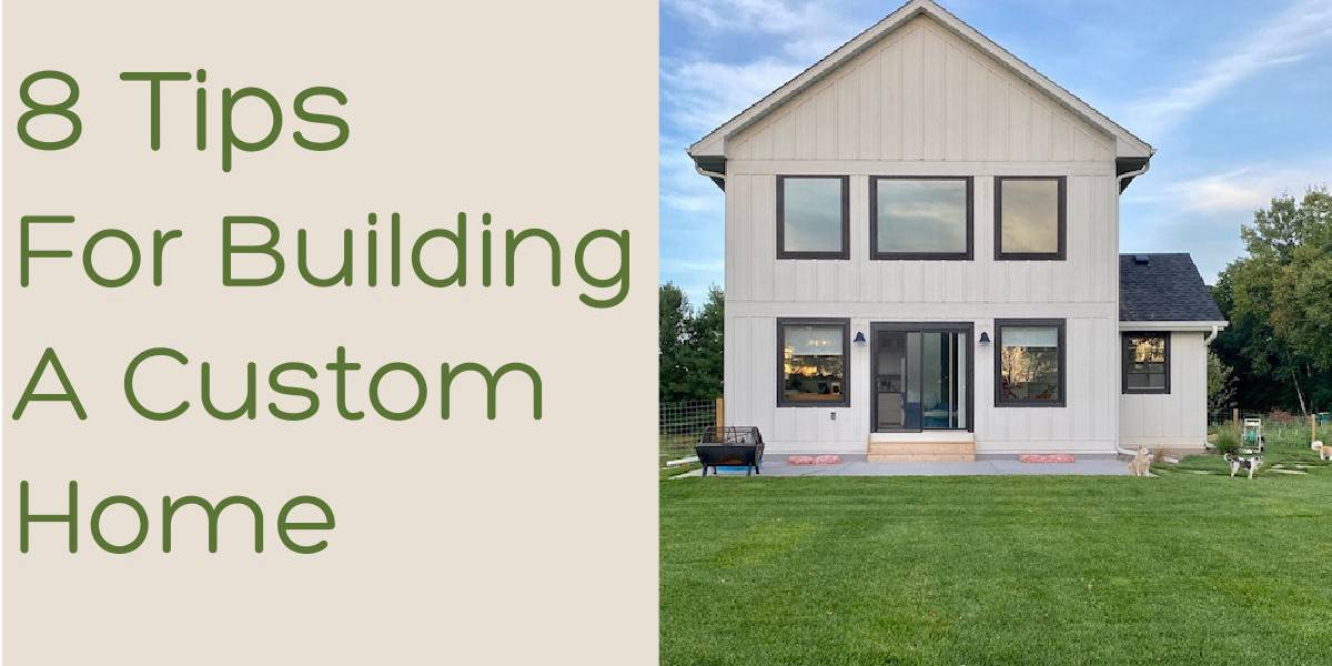 buiilding a custom home