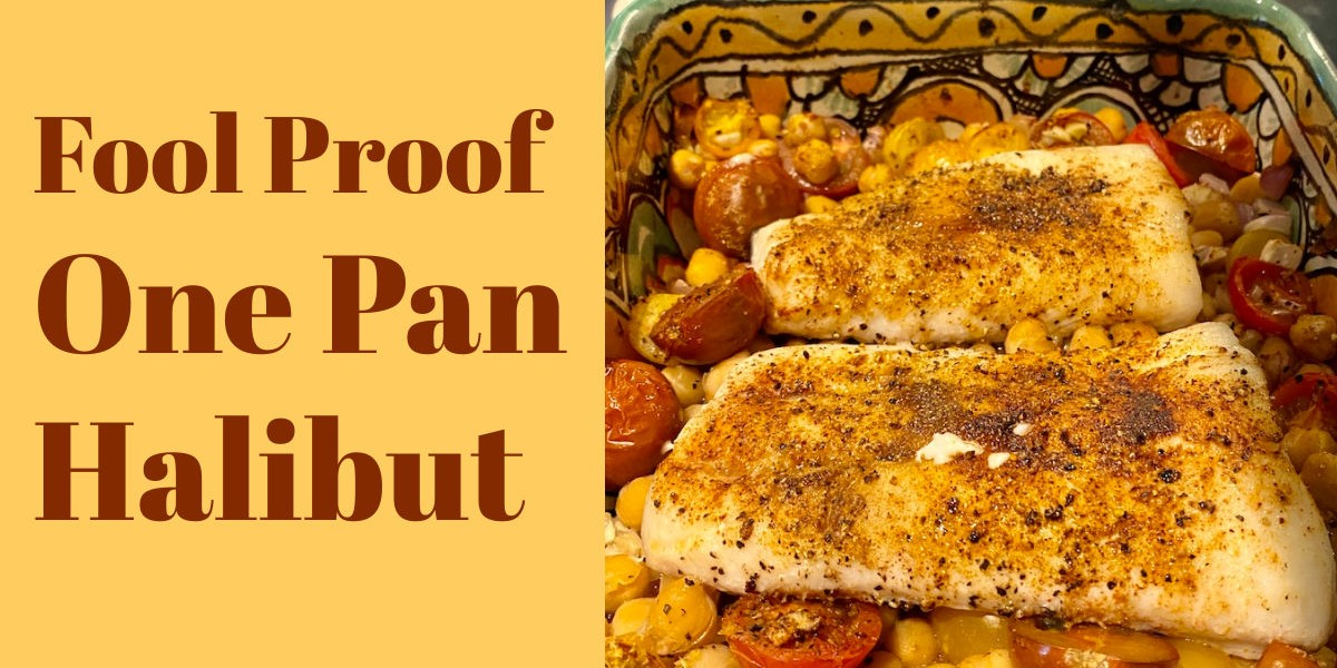 How to Cook Halibut In a Pan