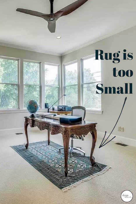 rugs for an office