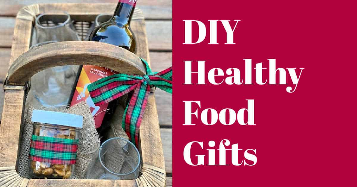 Healthy Home Made Food Gifts