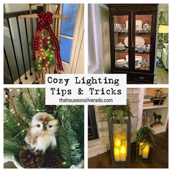 cozy lighting tips and tricks