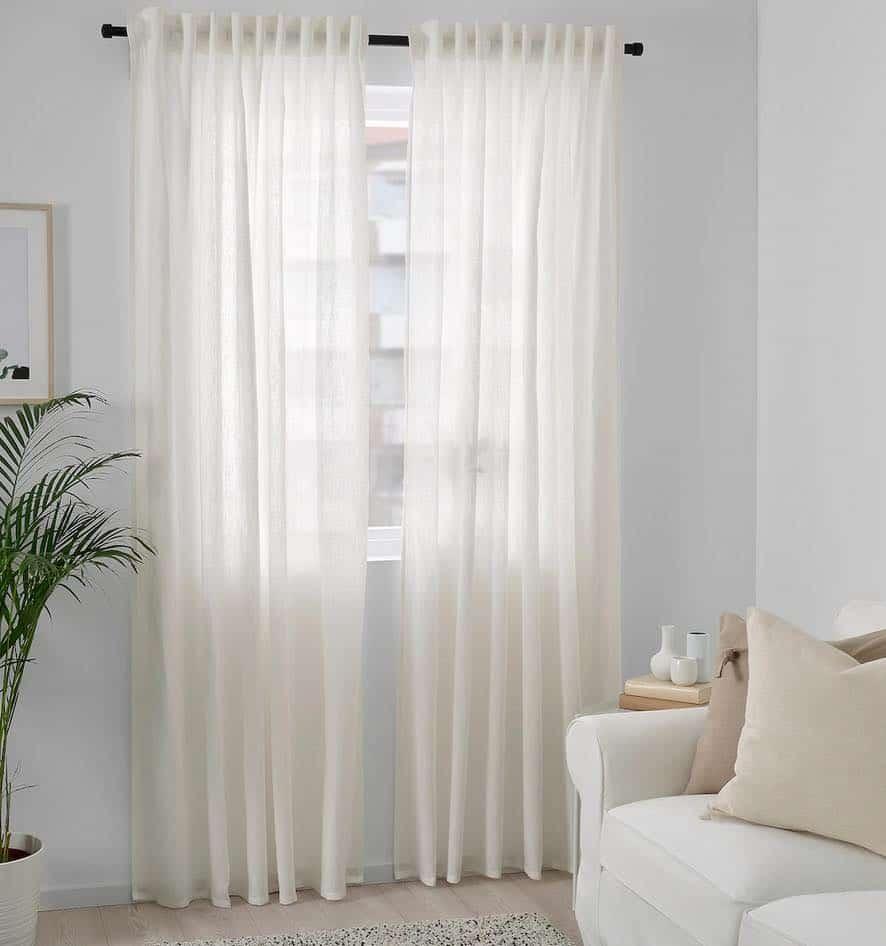 Ikea dytag curtains