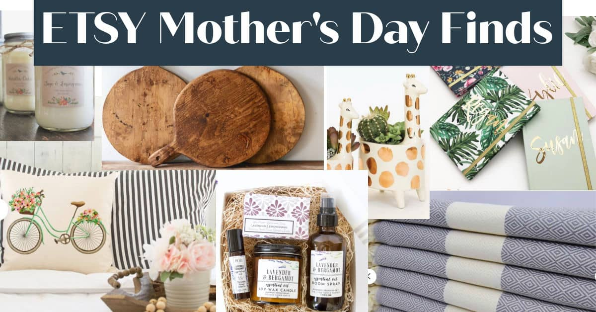 Best Mother's Day Finds On Etsy
