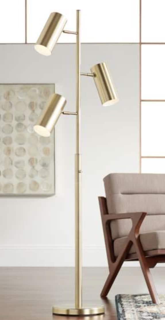 spotlight floor lamps