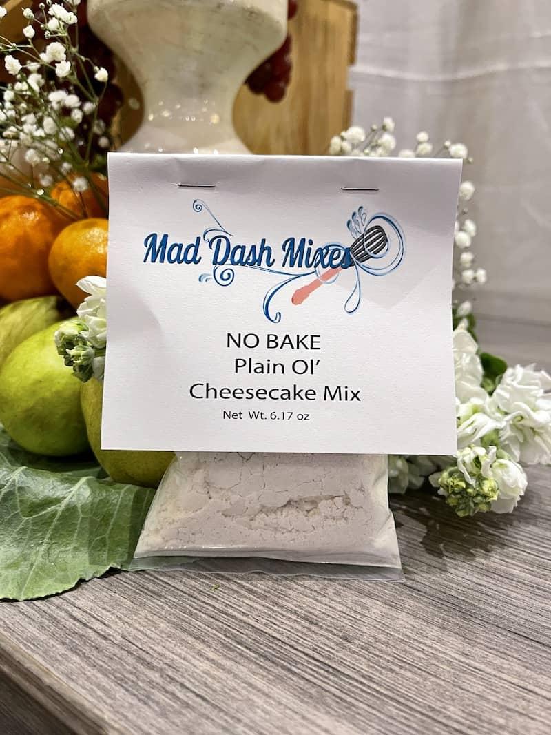 mad dash cheesecake mix