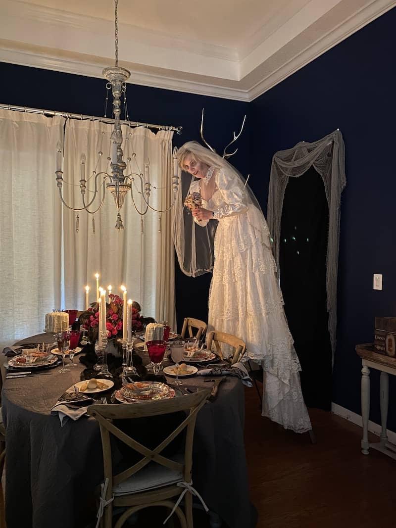 thrifted halloween costume