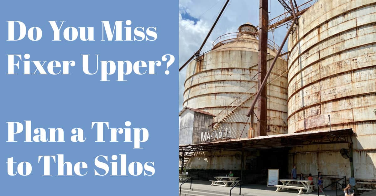 planning a trip to the silos